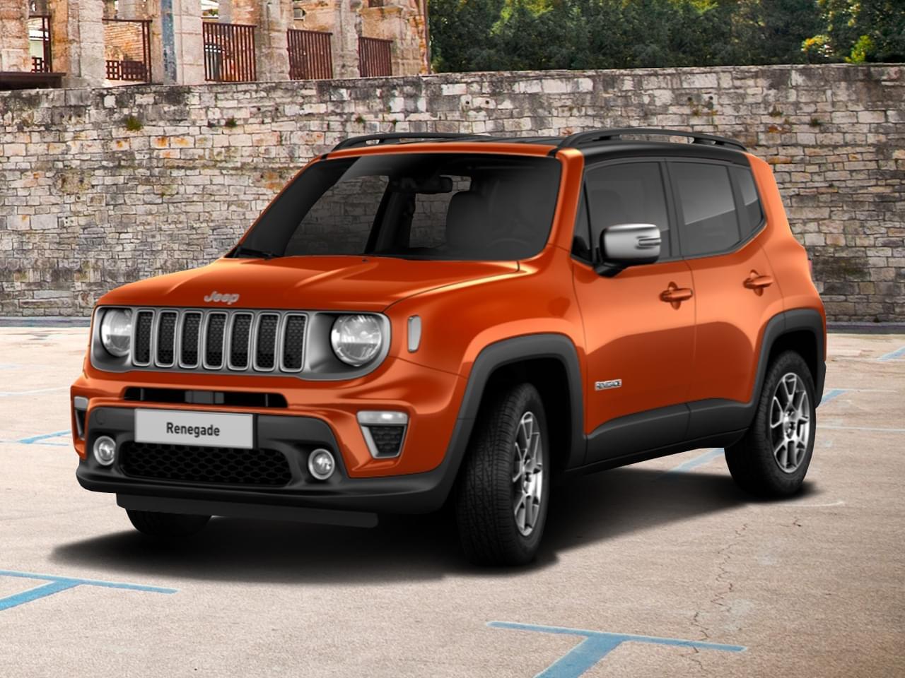 Jeep Renegade Limited MY19 1.0l T-GDI 4x2