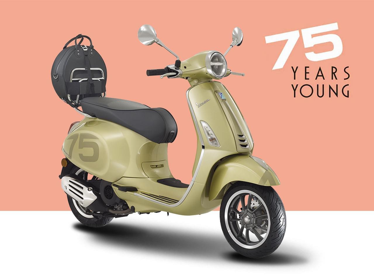 Vespa Primavera 75th S 50 4T 3V i-get