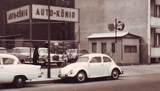 Geschichte & Tradition im Autohaus König
