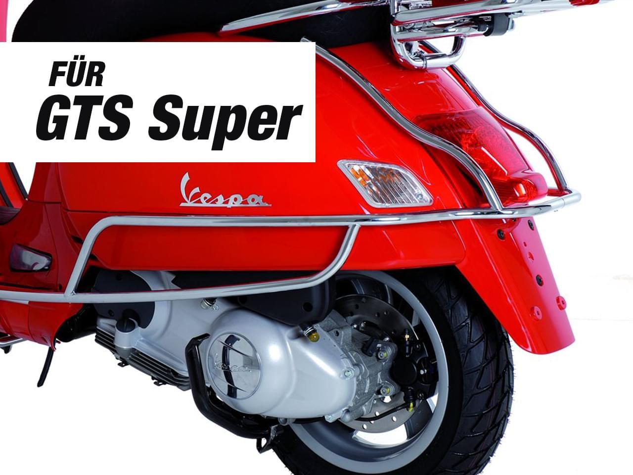 Vespa GTS Super Sturzschutz