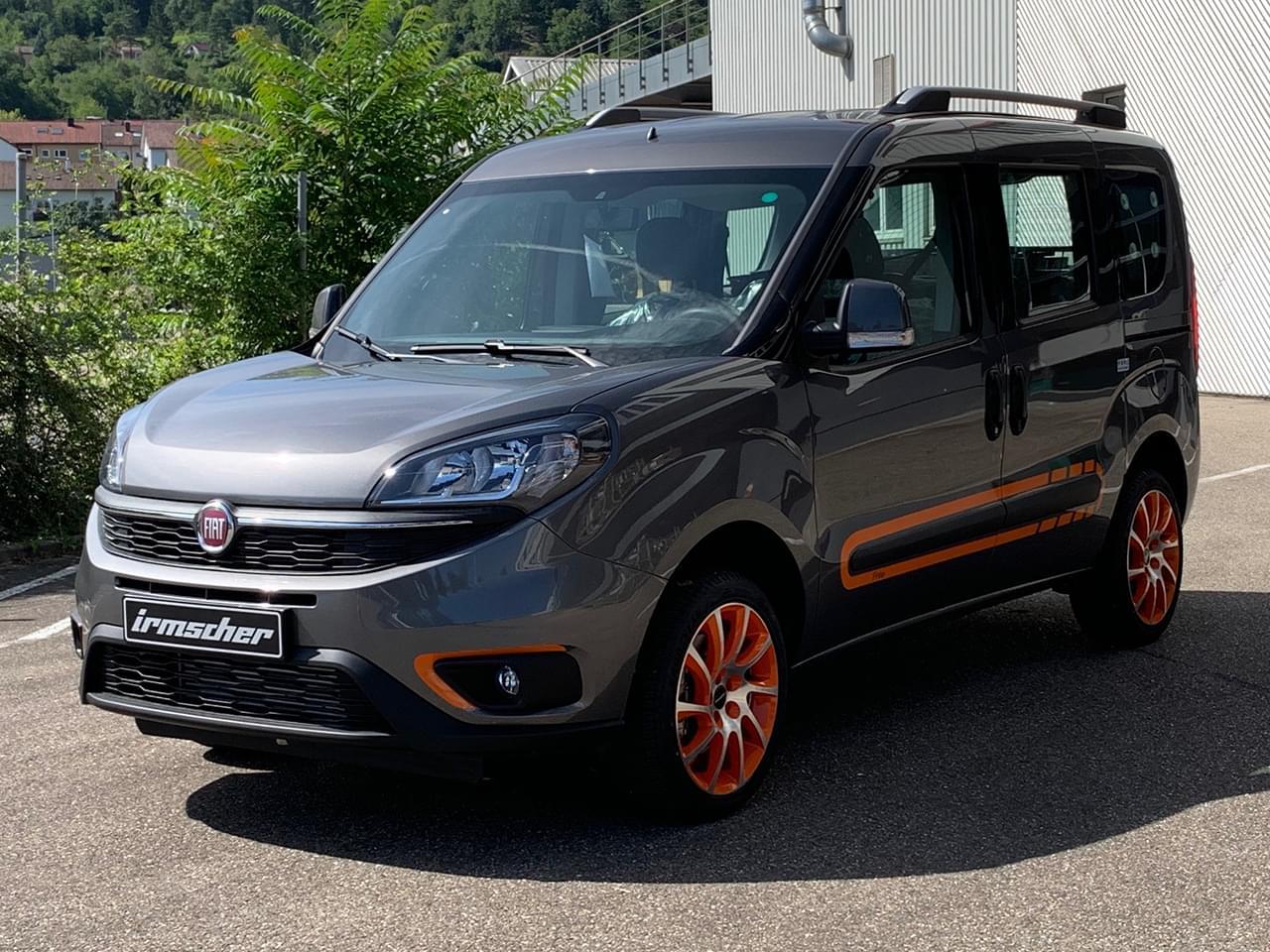 Fiat Doblo Campingumbau Free by Irmscher - SX 1.4 Benziner 5-Sitzer