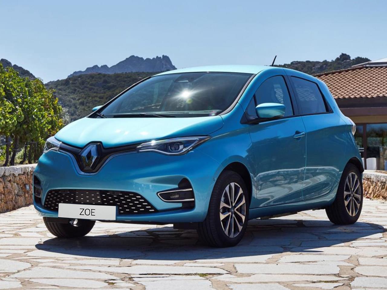 Renault Zoe Life Z.E.40 R110 inkl. Batteriemiete