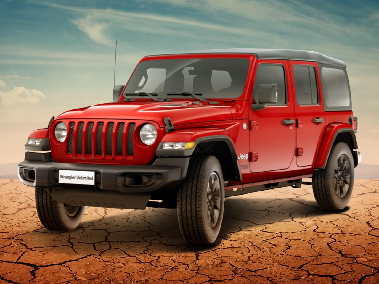 Jeep Wrangler Unlimited Sport 2.0 T-GDI 4x4 AT8