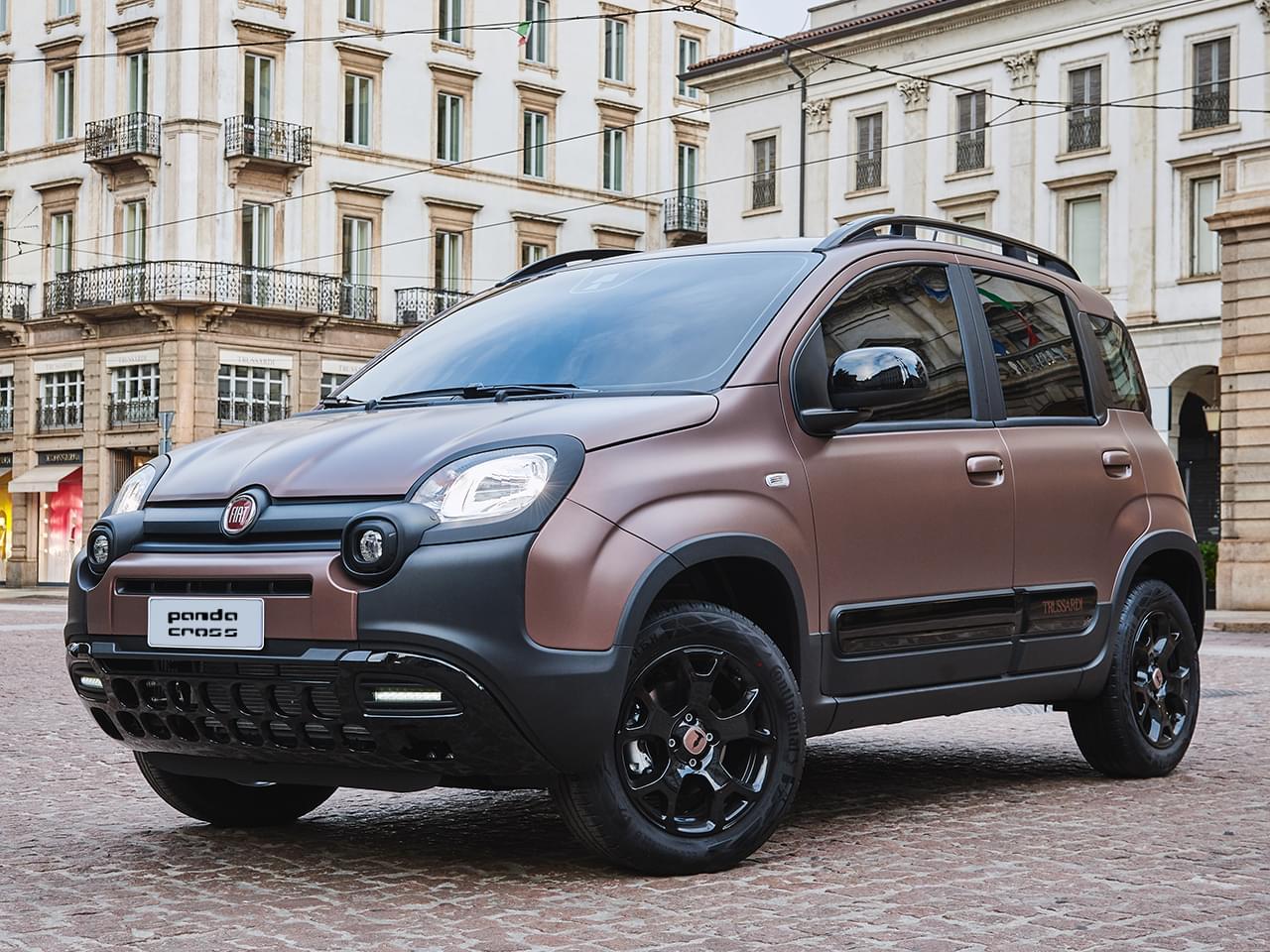 Fiat Panda Trussardi 1.2 16V