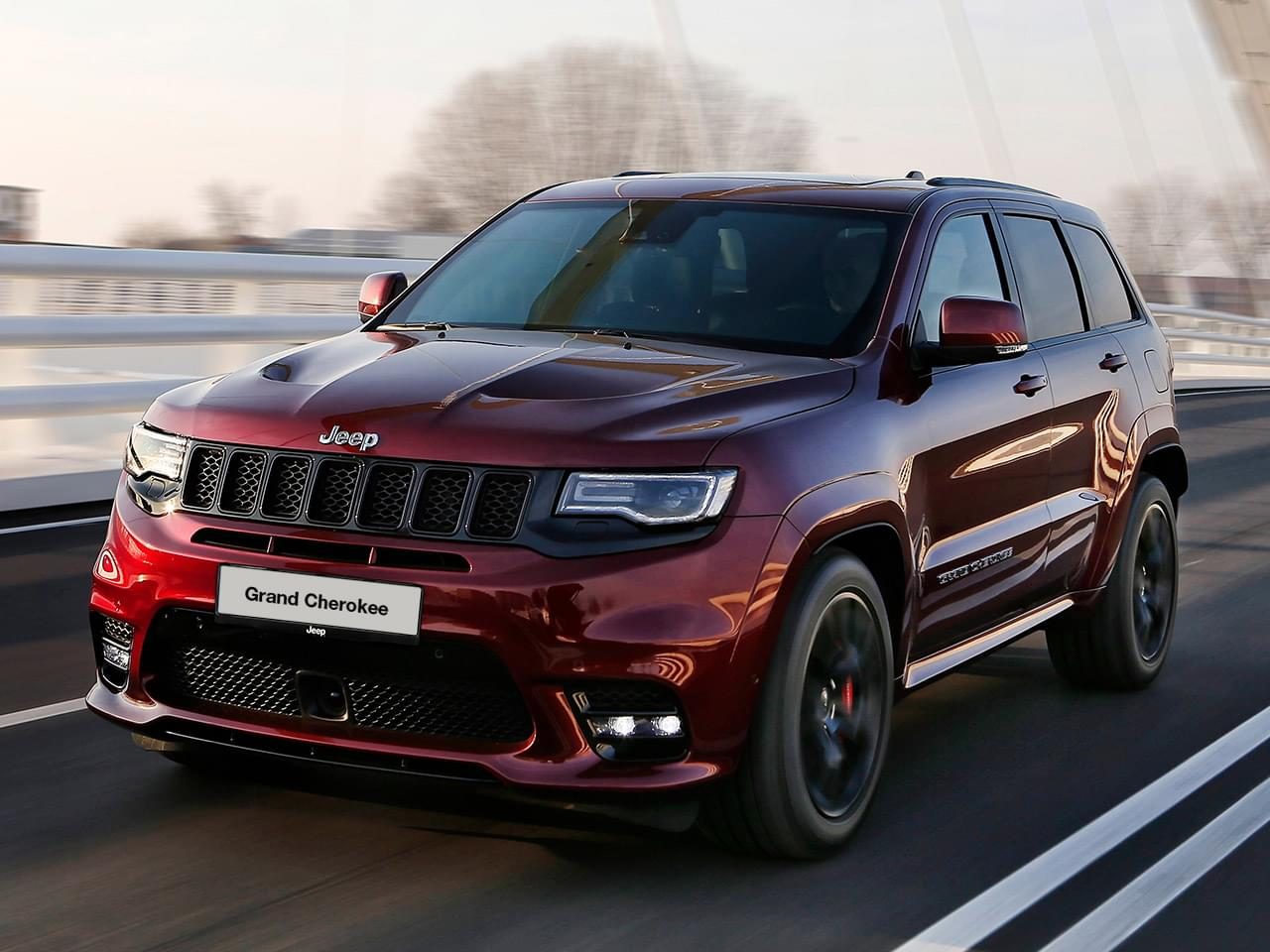 Jeep Grand Cherokee SRT MY19 6.4l V8 HEMI