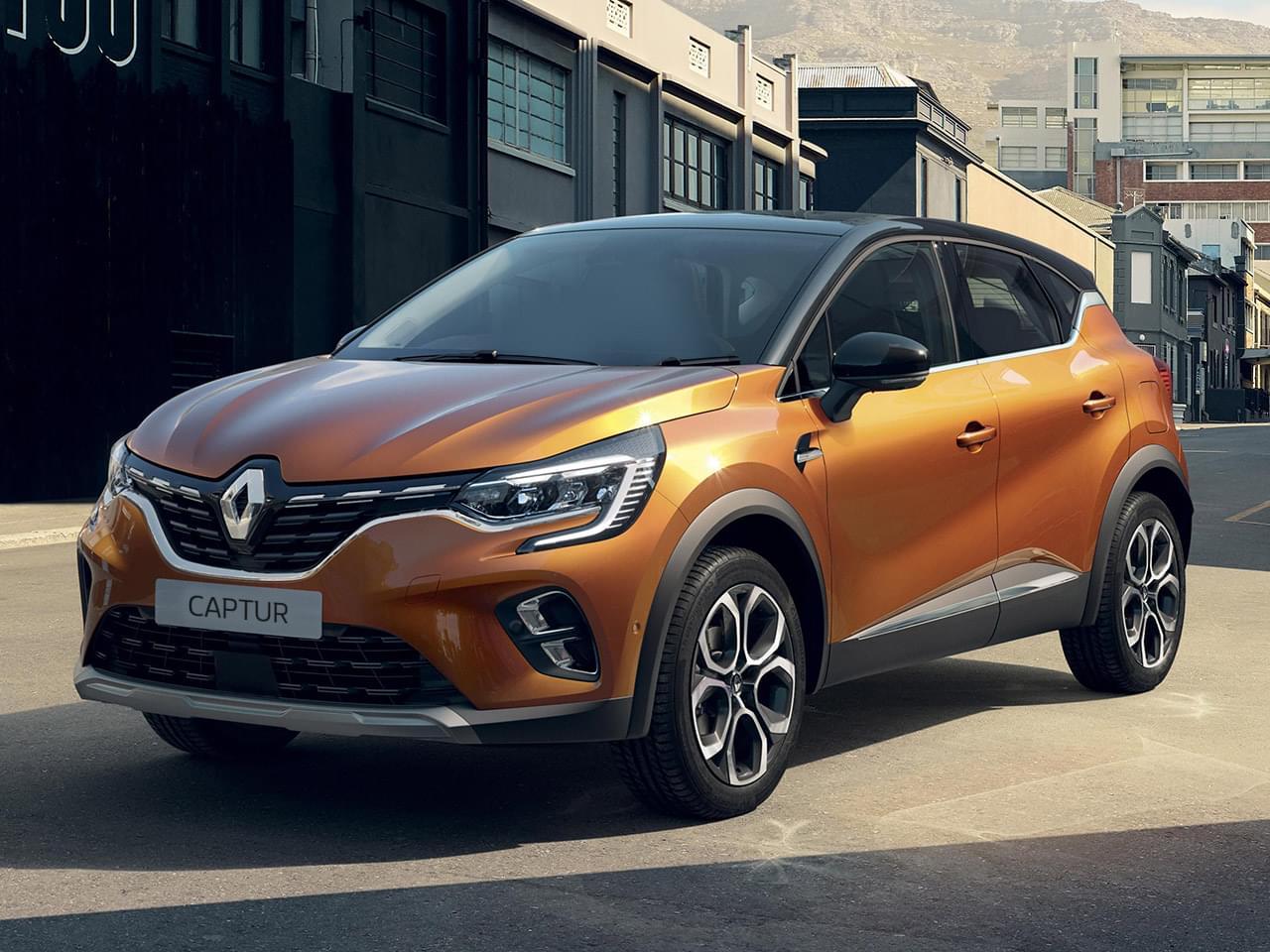 Renault Captur Intens TCe 130 EDC GPF Automatik