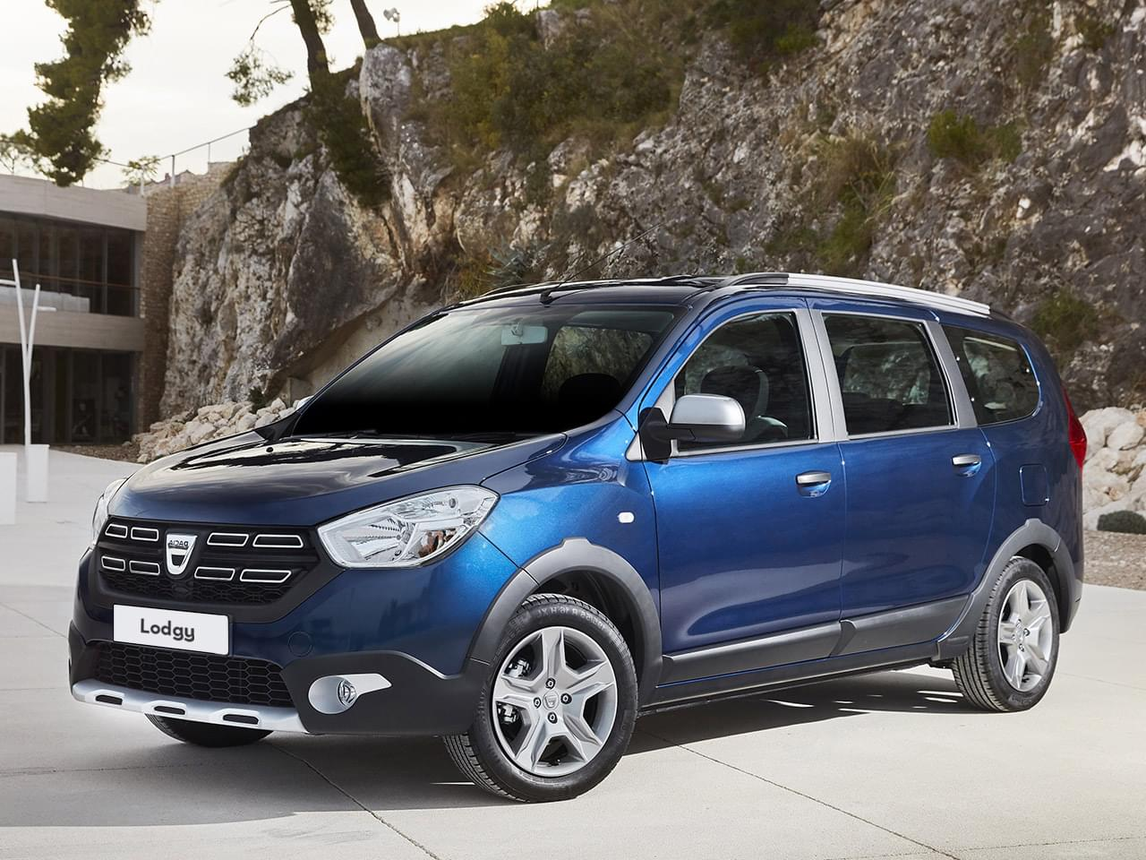 Dacia Lodgy Stepway Plus TCe 130 GPF