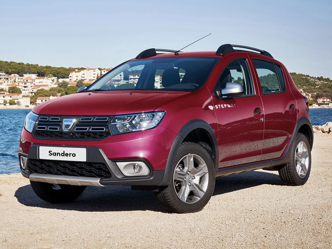 Dacia Sandero Stepway Anniversary TCe 90