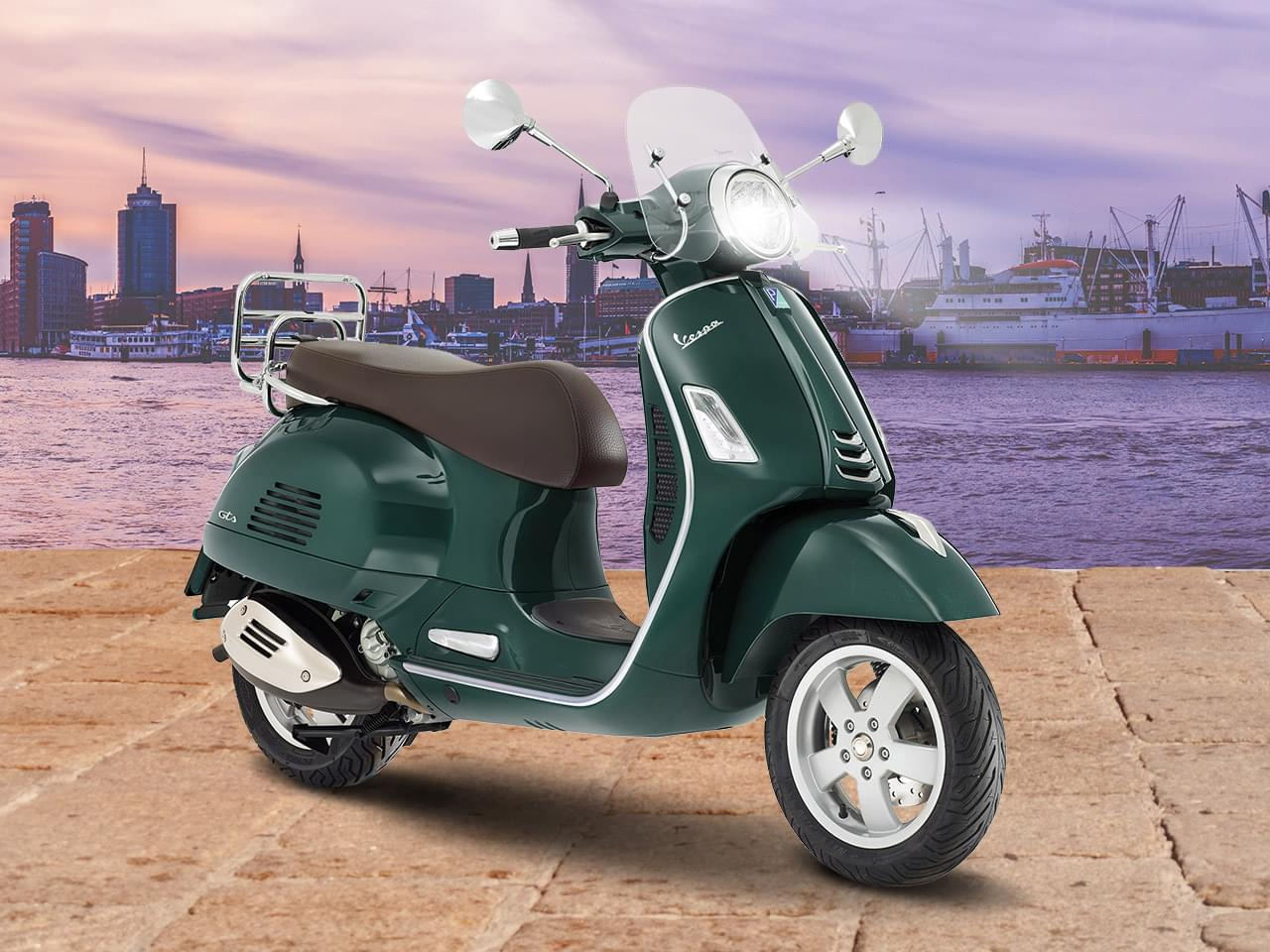 Vespa GTS Touring 125 HPE ABS