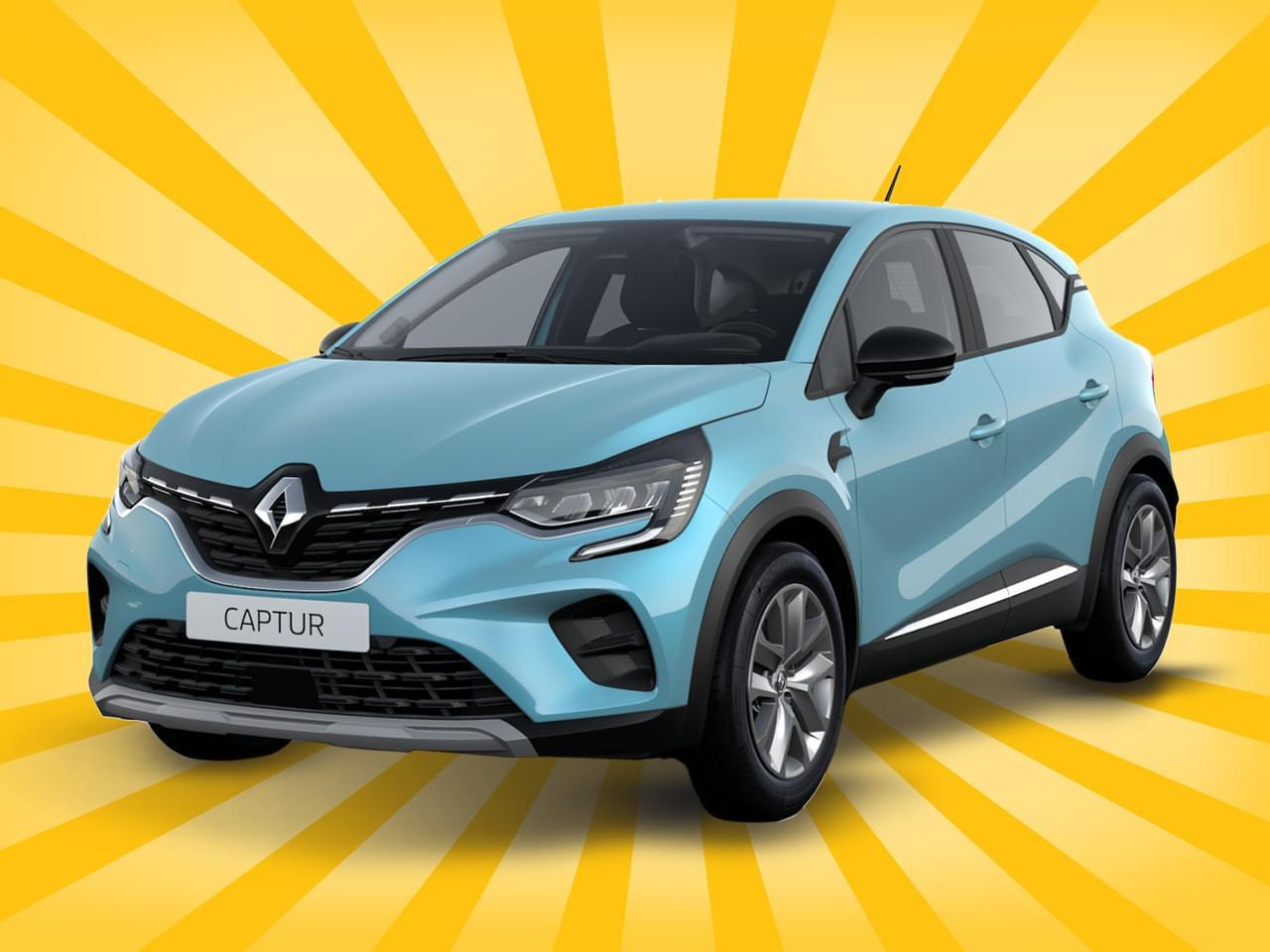 Renault Captur Testleasing Experience TCe 100