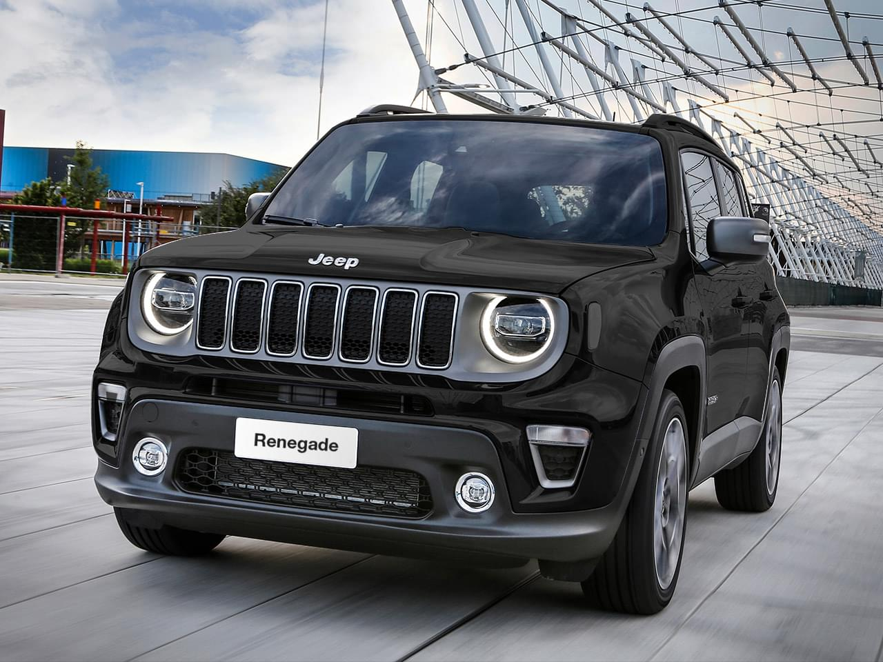 Jeep Renegade Limited MY20 1.3 T-GDI 4x2 AUTOMATIK