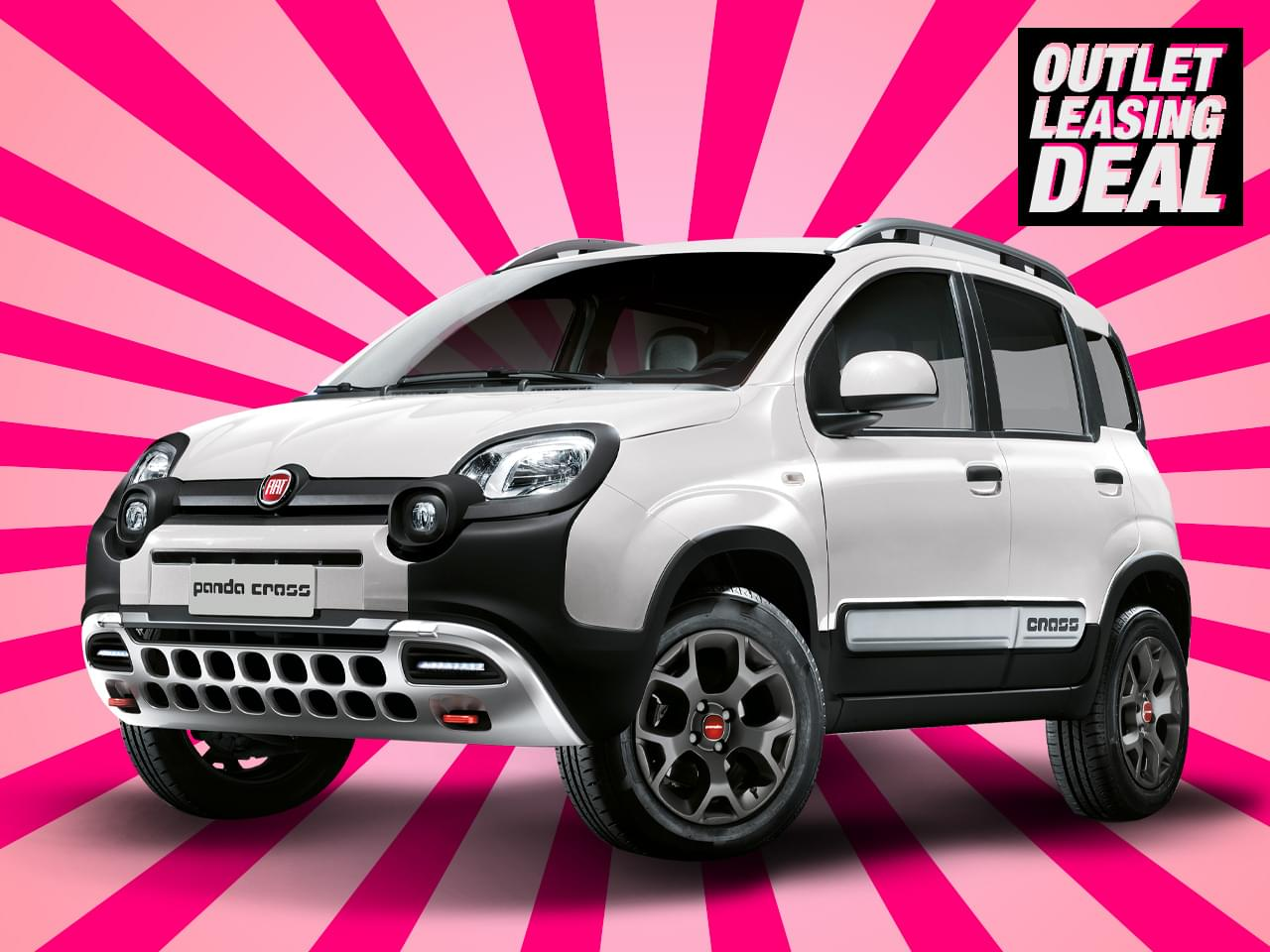 Fiat Panda City Cross More 1.2 8V