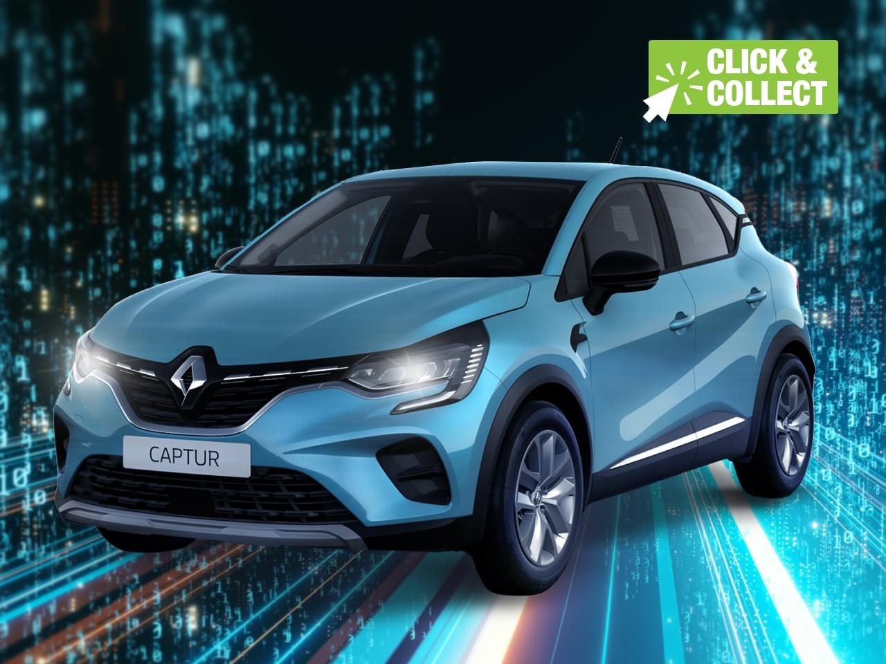 Renault Captur Business Leasing Experience TCe 90