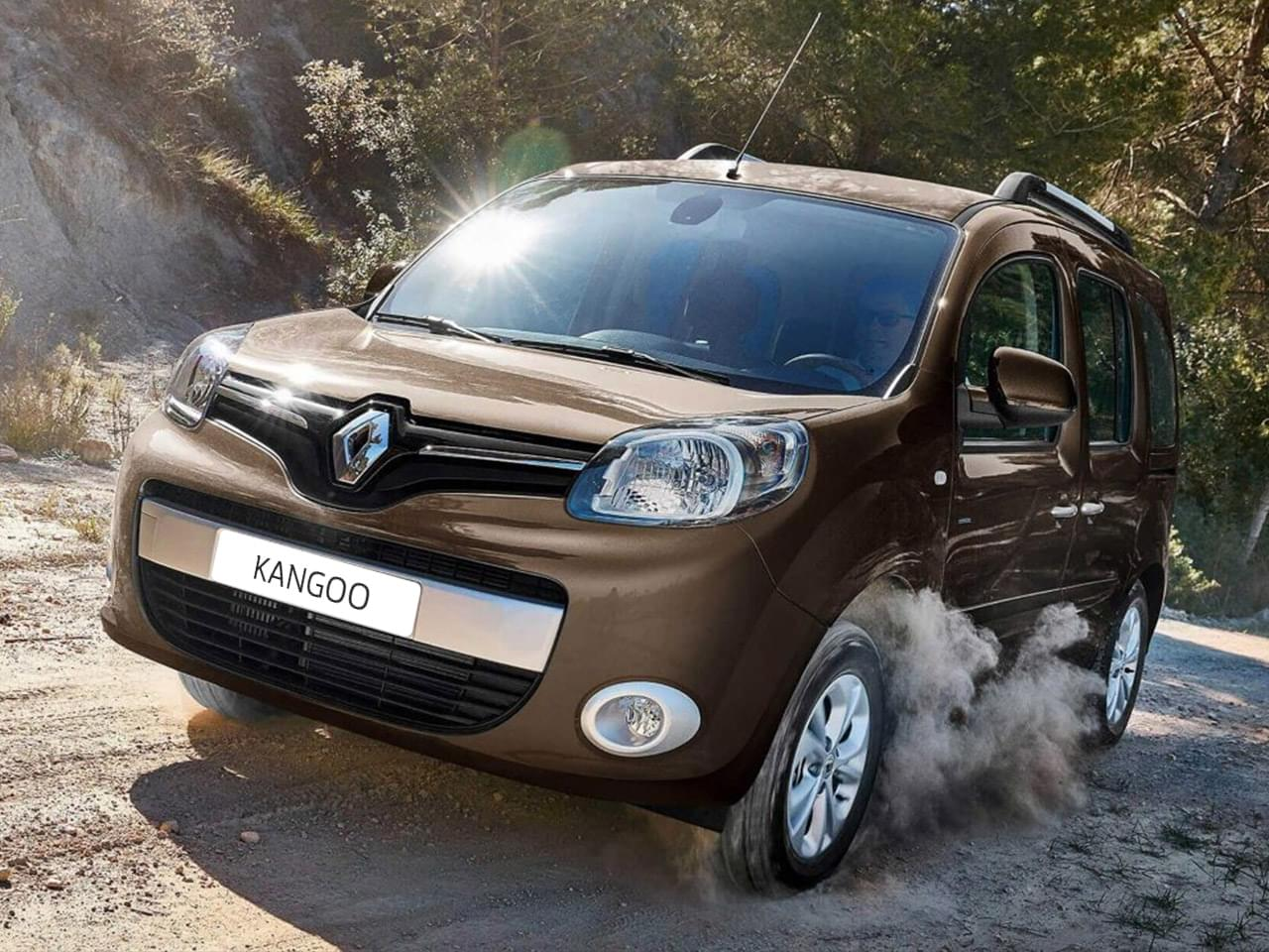 Renault Kangoo PKW Limited dCi 95