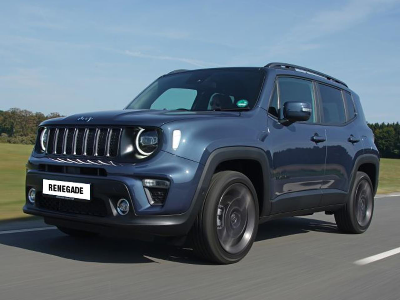 "Jeep Renegade ""S"" MY21 1.3 T-GDI 150 PS AUTOMATIK"