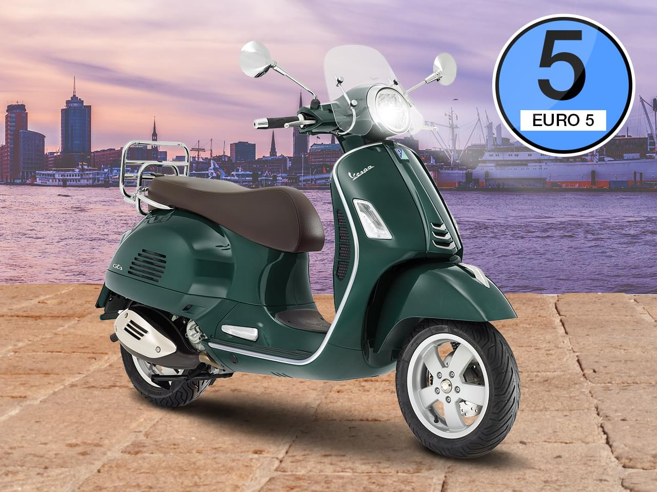 Vespa GTS Touring 125 HPE ABS - Modell 2021